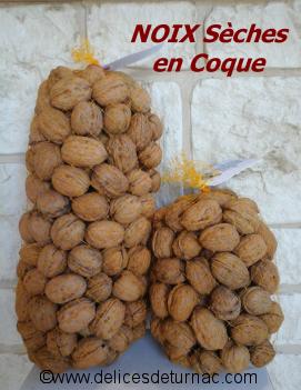 Noix Sèches en Coques du Périgord