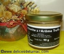 Tartinette à l'Arôme Truffe
