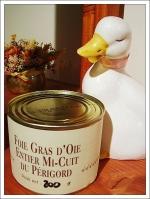 Foie Gras d'Oie  Entier Mi-Cuit du Périgord