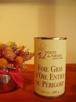 Foie Gras d'Oie Entier du Périgord